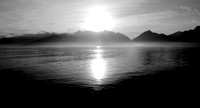 Sunrise, Cruising Alaska